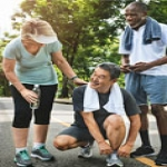 Get Back to Exercising after Knee Replacement Surgery