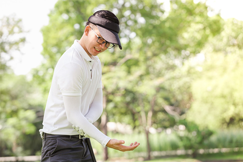 Golfers's Elbow